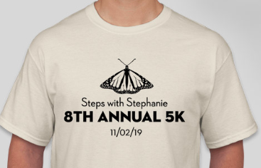 8th Annual Steps with Stephanie 5K