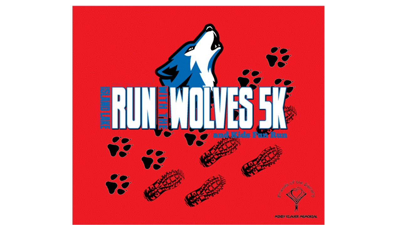 Island Lake Elementary - Run With The Wolves 5K & Kids 1/2 mile Fun Run 2019