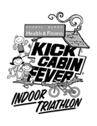 RaceThread.com Kick Cabin Fever Indoor Triathlon