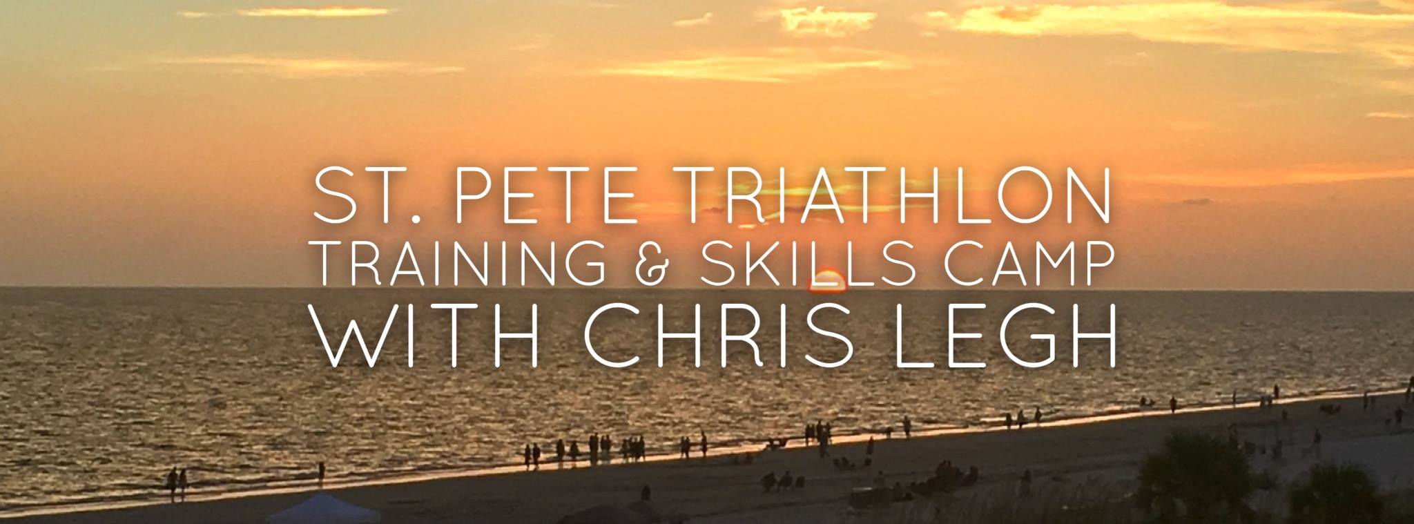 St. Pete Triathlon Training and Skills Camp