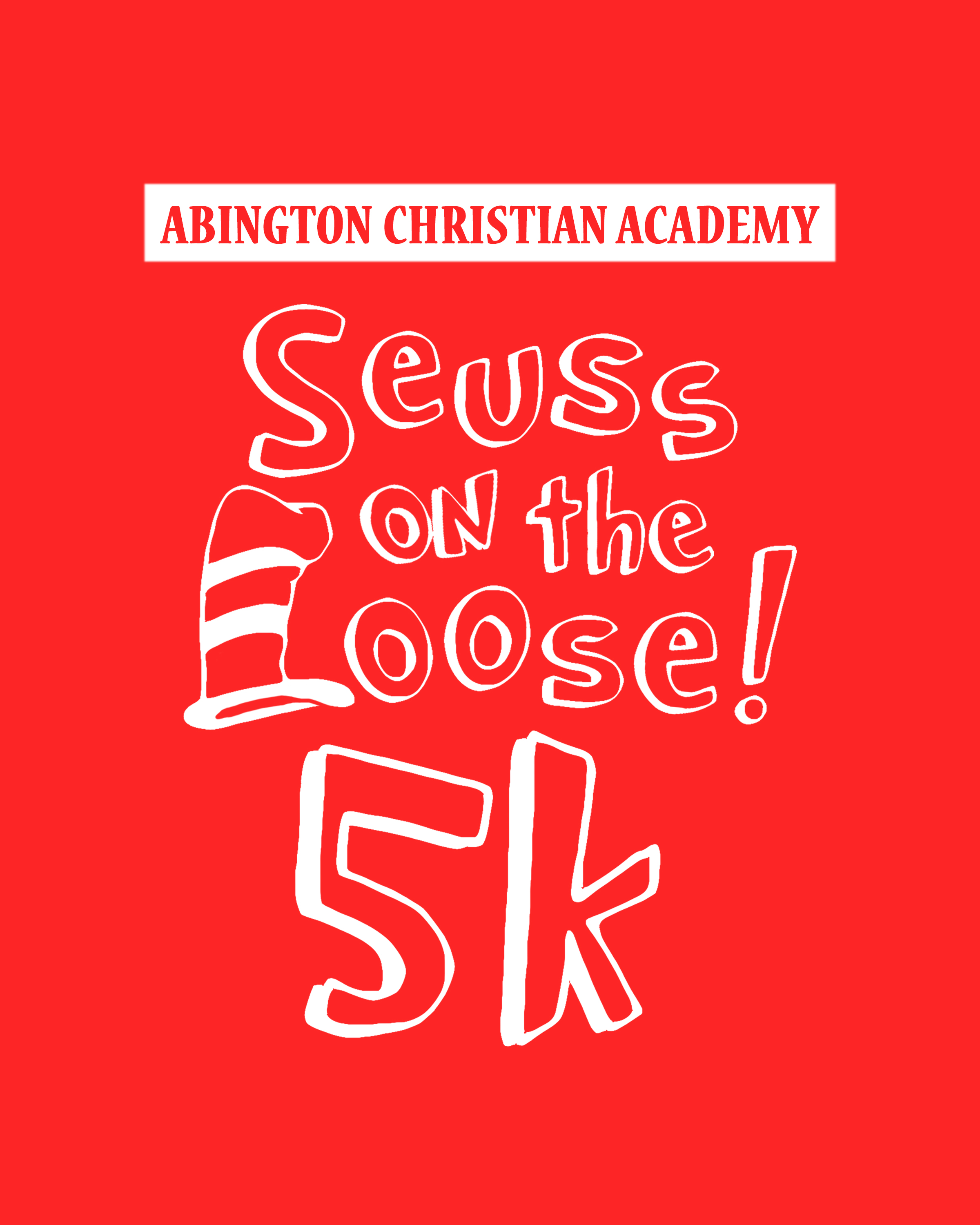 Seuss on the Loose 5K Fun Run @ Keystone College